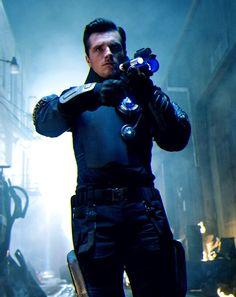 Josh Hutcherson promo photo for Future Man