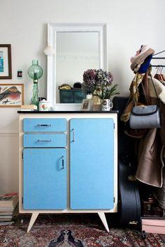 Les meubles en formica de nos grands-mères reviennent envahir nos intérieurs... pour notre plus grand bonheur!