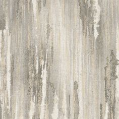Upholstery Fabric - Latour F0806 Taupe Moire Abstract Fabric Pattern
