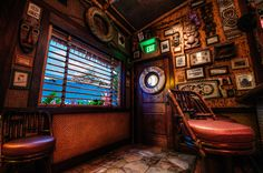 A seat at Trader Sam's Enchanted Tiki Bar provides the most immersive atmosphere found outside the berm at the Disneyland Resort...