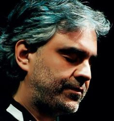 Voice of an angel.  Andrea Bocelli