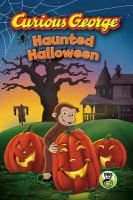 Haunted Halloween / adaptation by C.A. Krones ; based on the tv special Curious George: a Halloween Boo Fest written by Joe Fallon. While spending time in the country during Halloween, George is spooked by the legend of No Noggin, a headless scarecrow that kicks people's hats off.
