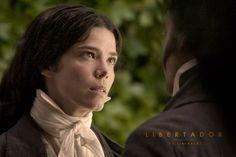 Edgar Ramírez como Simón Bolívar en Libertador (2013), dir ...