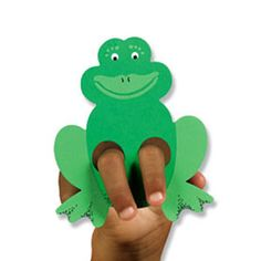 Let Your Fingers Do The Talking Finger Puppets