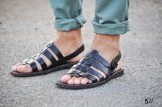 GLADIATOR SANDALS - MEN - www.sandalishop.it