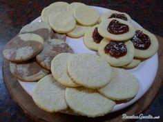 Aprende a preparar galletas Mil Sabores con esta rica y fácil receta. Alistar los ingredientes.Los ingredientes variarán de acuerdo a los sabores que elijamos.Las...