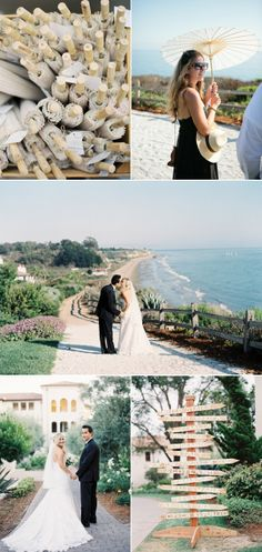Santa Barbara Wedding from Josh Gruetzmacher | The Wedding Story