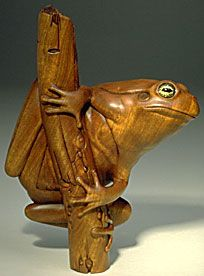 Ready! • Janel Jacobson ~ Small Sculptures and Netsuke