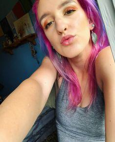 #PinkHairDontCare Pink Hair, Don't Care, Rosa Hair