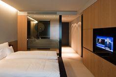Hotel Sana, elegancia y sobriedad en el nuevo trabajo de Francesc Rifé