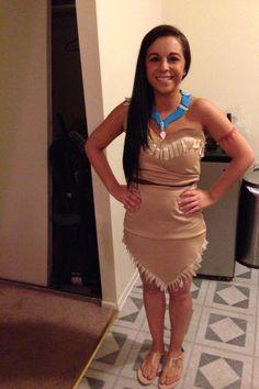 Disney's Pocahontas costume