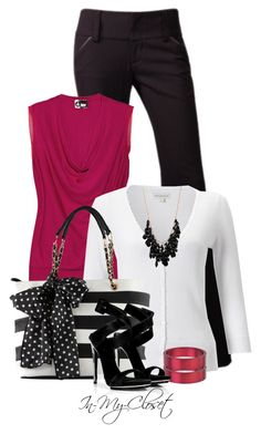 """Chiffon and Stripes"" by in-my-closet ❤ liked on Polyvore featuring Lanvin, Monsoon, ALDO, Giuseppe Zanotti and Lori's Shoes"