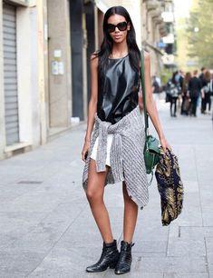 Milan Fashion Week Street Style | ELLE UK