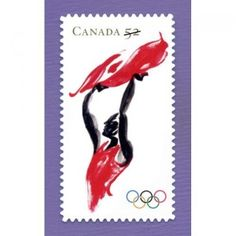 lrg-9675-ll-0070-stamp-canada  olympic stamp woman