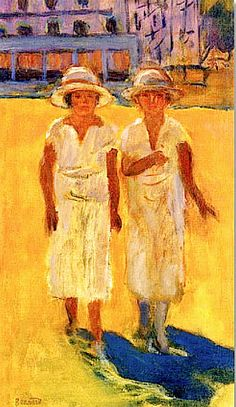 Pierre Bonnard Two Women