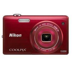 Nikon digitalni fotoaparati Coolpix S5200 in S8200  #outlet #nikon #coolpix