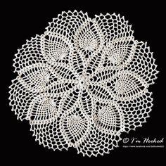 10 Free Doily Crochet Patterns