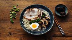 Tonkotsu Ramen mit Chashu Tonkotsu Ramen, Ethnic Recipes, Vietnam, Thailand, Korea, China, Japan, Food, Asian Cuisine