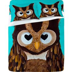 Mandy Hazell Owl Love You Sheet Set