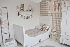 Un dormitorio nórdico infantil equilibrado con Feng Shui | Mi Casa es Feng