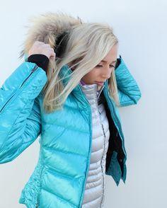 Down Puffer Coat, Down Parka, Puffer Coats, Puffer Vest, Nylons, Winter Jackets Women, Coats For Women, Winter Suit, Winter Coats
