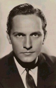 Fredric March~A gifted actor from the 1920 & 1930's. He could play comedy as well as drama.  So many good movies,  The Best Years Of Our Lives, The Barretts of Wimpole St., Dr, Jekyll and Mr. Hyde, Inherit the Wind, The original A Star Is Born, Death Of A Salesman, The Man In the Gray Flannel Suit, Les Miserables and Anna Karenina just to name a few.