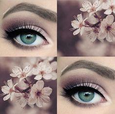 #Tarte matte eye look