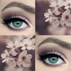 #Tarte matte eye look