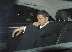 Gerard Butler ~ deep in thought. Pretty Men, Beautiful Men, Beautiful People, Actor Gerard Butler, London Has Fallen, Love My Man, Hollywood Men, Mel Gibson, Celebs