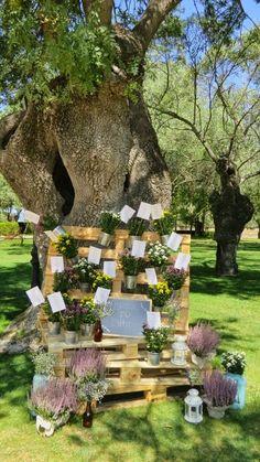 Beatriz & David, una boda romántica en Finca El Campillo