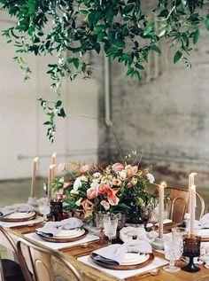 42 Copper And White Wedding Ideas | HappyWedd.com