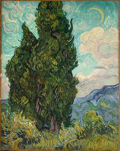 Untitled, razorshapes: Vincent van Gogh's Letters ...