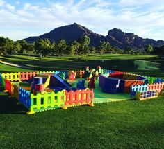 Supertots is a soft play equipment rental company that provides events with soft toys that children can safely enjoy.