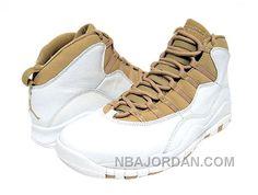 http://www.nbajordan.com/air-jordan-retro-10-x-blanc-blond-free-shipping.html AIR JORDAN RETRO 10 X BLANC/BLOND FREE SHIPPING Only $69.00 , Free Shipping!
