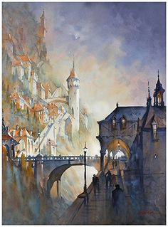 thomas w schaller: fine art in watercolor http://thomasschaller.com/workshops  2015 workshop schedule