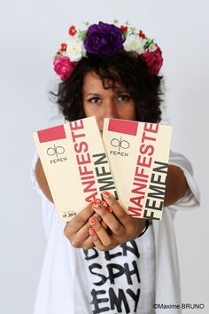 FEMEN Manifesto (French) signed by activists
