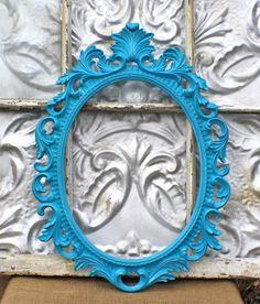 Ornate Oval Baroque Frame/ Wedding Photo by MichelleLisaTreasure, $49.95