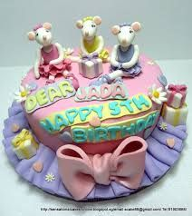 angelina ballerina cake - Google Search 5th Birthday Cake, Birthday Parties, Birthday Ideas, Princess Theme Cake, Angelina Ballerina, Ballerina Cakes, Cake Games, Pretty Cakes, Themed Cakes