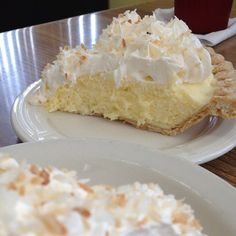 Old Fashioned Coconut Cream Pie – Food Recipes