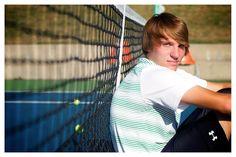 Tennis Senior Pics