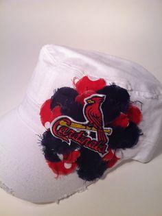 St. Louis Cardinals Fan Hat