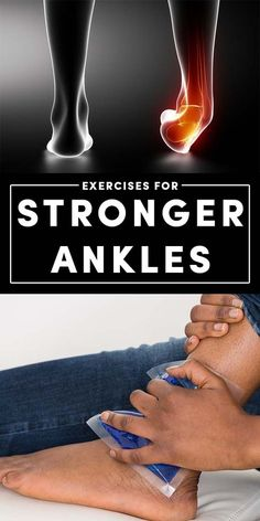 Strong ankles help improve balance and protect you from injury. Give you ankles a little bit of help with some ankle strengthening exercises.
