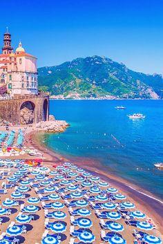 Amalfi, Italy www.HotelDealChecker.com