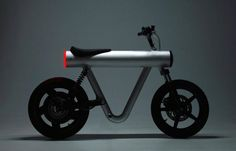 Thanks to our friends Electric motorcycles news we were able to find out about this classy little electric motorcycle called POCKET ROCKET! The Pocket Rocket designed and engineered by Sol Motors stands out due to the Electric Dirt Bike, Electric Skateboard, Electric Cars, Electric Vehicle, Motorcycle News, Motorcycle Design, Bike Design, Scooter Motorcycle, Motorcycle Helmets