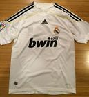 For Sale - Real Madrid #9 Cristiano Ronaldo 2010 100% Official Original Jersey Medium M  - See More at http://sprtz.us/MadridEBay