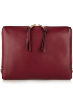 CHLOÉ  Leather iPad case