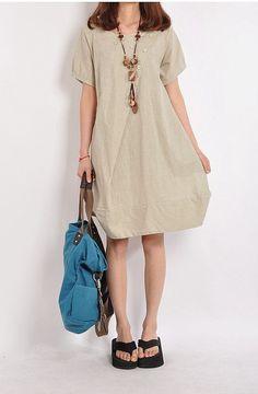 Cotton Summer Dresses Maxi