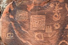Beaver Creek Rock Art - Petroglyphs, V-bar-V, Verde Valley, Arizona, USA | by N3074Echo