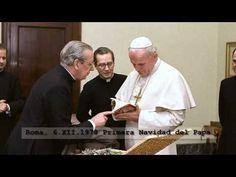 Juan Pablo II, Álvaro del Portillo y la historia del payaso que hizo reír al Papa... http://www.opusdei.es/art.php?p=54118