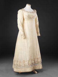 Dress and Spencer  Circa 1820